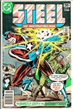 Steel The Indestructible Man #4