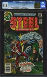 Steel The Indestructible Man #5