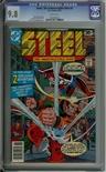 Steel The Indestructible Man #3