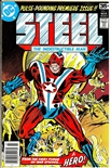 Steel The Indestructible Man #1