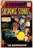 Strange Suspense Stories #68