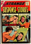 Strange Suspense Stories #72