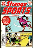 Strange Sports Stories #1