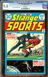 Strange Sports Stories #3