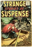 Strange Stories of Suspense #13