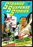 Strange Suspense Stories #2