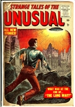 Strange Tales of the Unusual #4