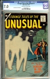 Strange Tales of the Unusual #7