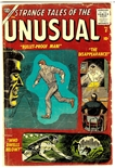 Strange Tales of the Unusual #8