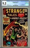 Strange Tales #119