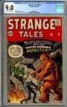 Strange Tales #99