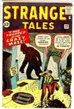 Strange Tales #100