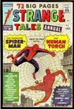 Strange Tales Annual #2