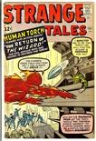 Strange Tales #105
