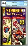 Strange Tales #133