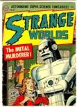 Strange Worlds #8