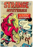 Strange Mysteries #16