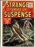 Strange Stories of Suspense #10
