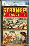 Strange Tales #102