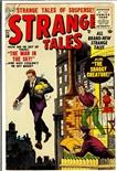 Strange Tales #38