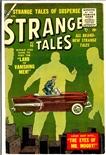 Strange Tales #45