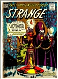 Strange #1
