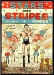 Stars and Stripes Comics #2