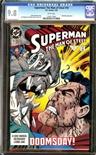 Superman: Man of Steel #19
