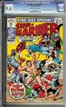 Sub-Mariner Annual #1