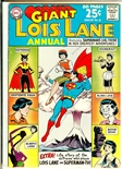 Superman's Girlfriend Lois Lane Annual #2