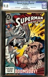 Superman: Man of Steel #19