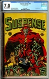 Suspense Comics #11