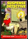 Suspense Detective #4