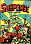 Suspense Comics #9