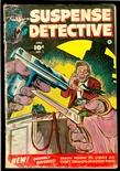 Suspense Detective #1