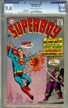 Superboy #135