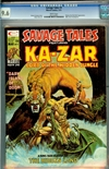 Savage Tales #9