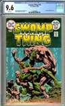 Swamp Thing #10