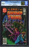 Swamp Thing (Vol 2) #5