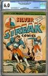 Silver Streak Comics #13
