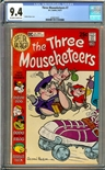 Three Mouseketeers #7
