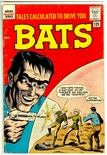 Tales Calculated to Drive You Bats #7