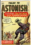 Tales to Astonish #37