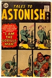 Tales to Astonish #28