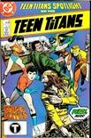 Teen Titans Spotlight #21
