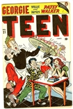 Teen Comics #21