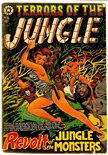 Terrors of the Jungle #6