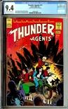Thunder Agents #11