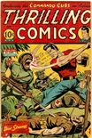 Thrilling Comics #42