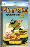 Three Ring Comics #1